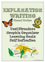 Explanation Writing | Learning Goals and Self Reflection | Charts | Fluent Writer