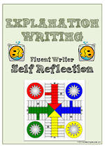 Explanation Writing | Self-Reflection and Certificate Award | Charts | Fluent Writer