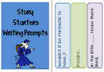 Story Starters | Writing Prompts | Cards