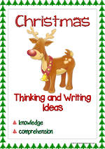 Christmas |Thinking |  Writing Prompts | 1