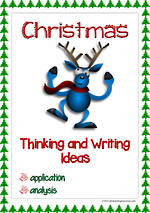 Christmas | Thinking |  Writing Prompts | 2