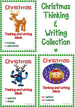 Christmas |Thinking |  Writing | Collection