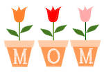 Mother's Day | Tulip Card | Writing Prompt